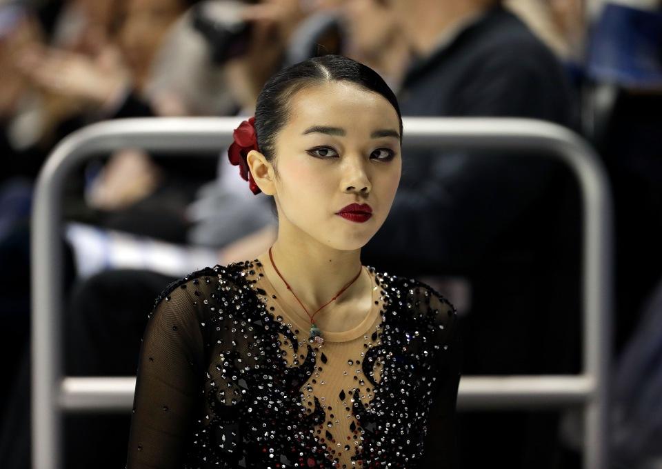 Ка́рен Чен / Karen CHEN USA 33fce920e4c9
