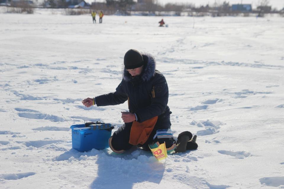 Первенство города Кургана по ловле на мормышку со льда среди юношей и девушек с 14 до 17 лет. A585ea58fe42