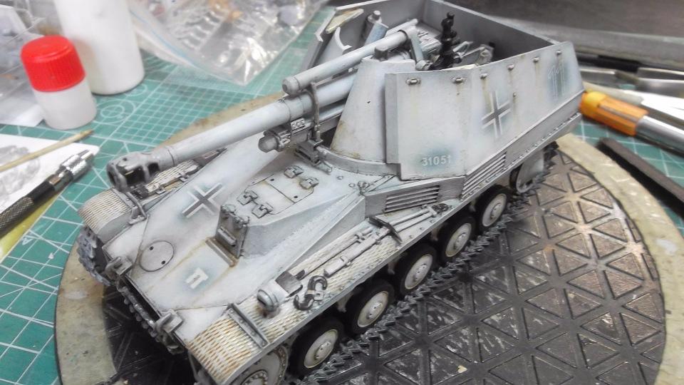 Перекраска старой модели. B891208c3b29