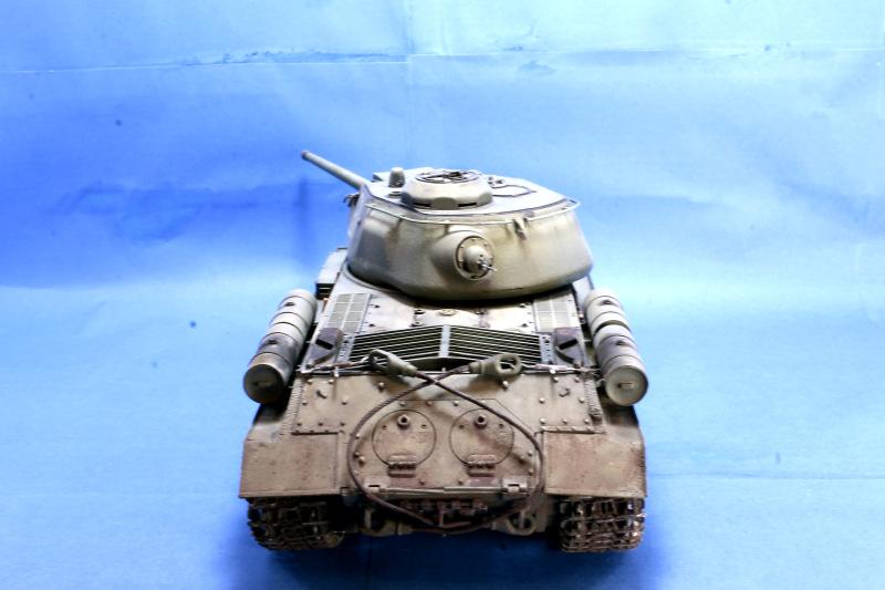ИС-1 тяжелый танк СССР 1/35 Trumpeter 05587 817be99108bf