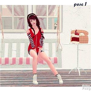 Женские позы - Страница 4 B586f3d2fa93