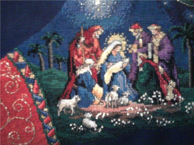 Процессы от Инессы. РОждественский маяк от КК - Страница 9 21035ff95450