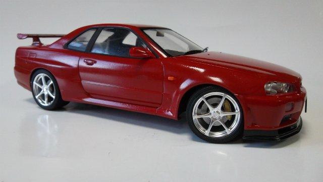 Nissan Skyline GT-R, 1/24, (Tamiya 24210) Ed4e890bd592