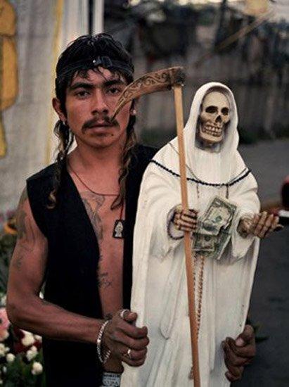 Santa Muerte. Святая Смерть A006cc0f1e8c