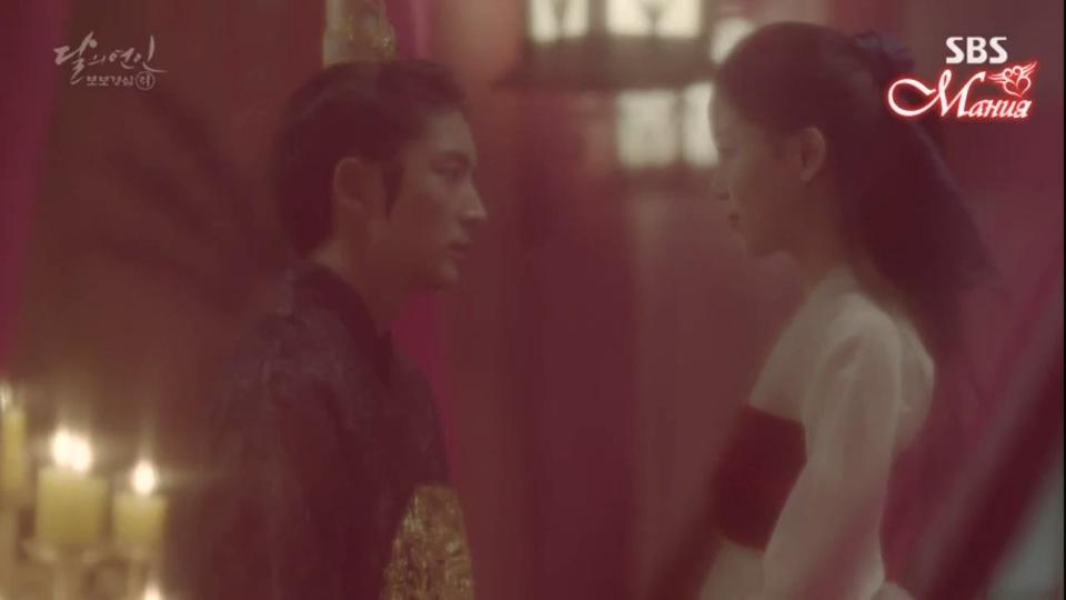 Лунные влюблённые - Алые сердца Корё / Moon Lovers: Scarlet Heart Ryeo - Страница 3 8310a610d5b3