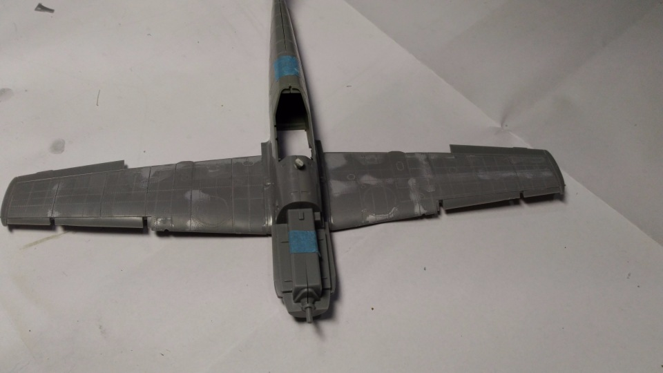 Bf 109 E7/Trop Tamiya 1:48 D5a66dbbafed