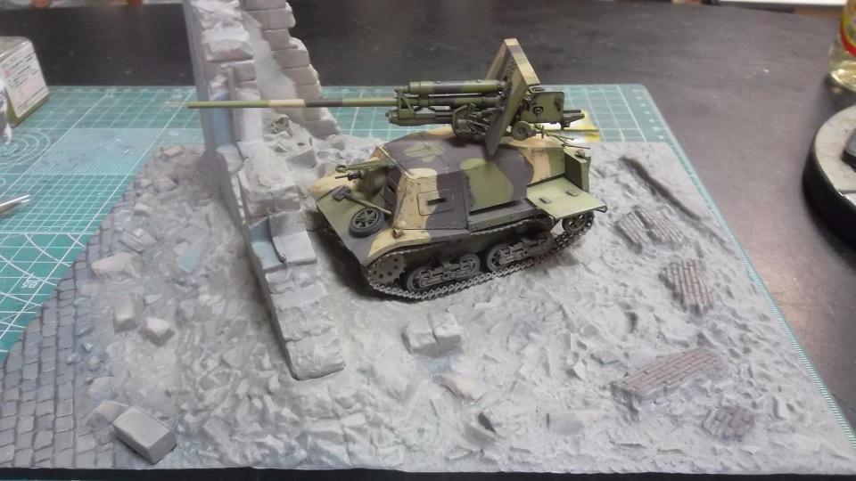 ЗиС-30 Противотанковая самоходная установка, 1/35, (MSD 35014). - Страница 2 42ebce601dfc