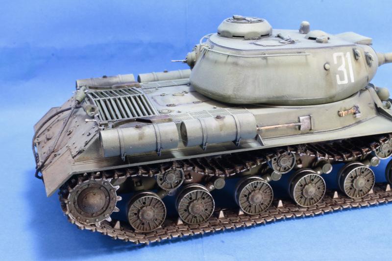 ИС-1 тяжелый танк СССР 1/35 Trumpeter 05587 80ca12f9f924