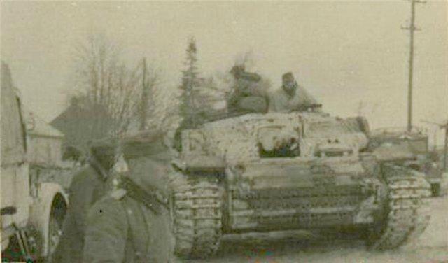 Трак от гусеницы танка Panzerkampfwagen IV E632ec65feb5