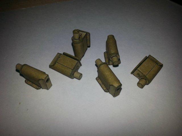 Т-18 (МС-1) Бумажное моделирование №45 45c0d4297e45