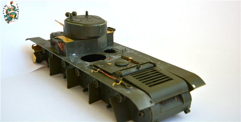 Soviet T-35 Heavy Tank Hobby/Boss 1/35 9e14c609a729