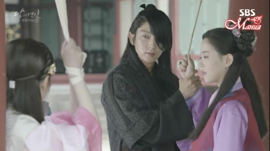 Лунные влюблённые - Алые сердца Корё / Moon Lovers: Scarlet Heart Ryeo 3b36823ddf62