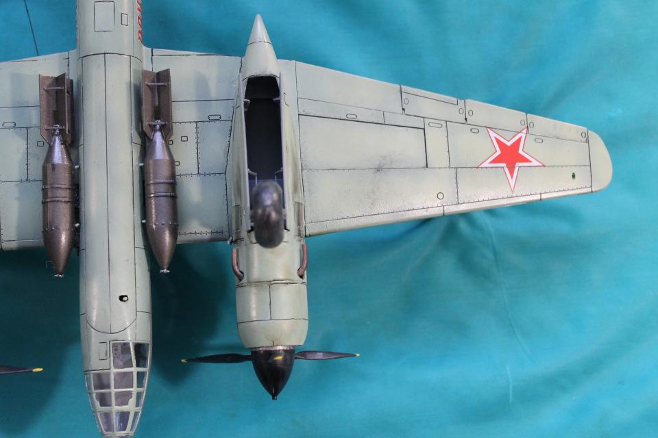 Ту-2 1/48 Xuntong F7ed5391a9ca