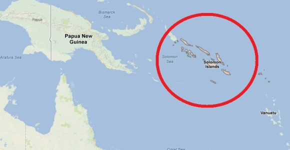 Decretan alerta de tsunami en Oceanía tras un terremoto de magnitud 8,3 en las Islas Salomón Islas-salomon-terremoto