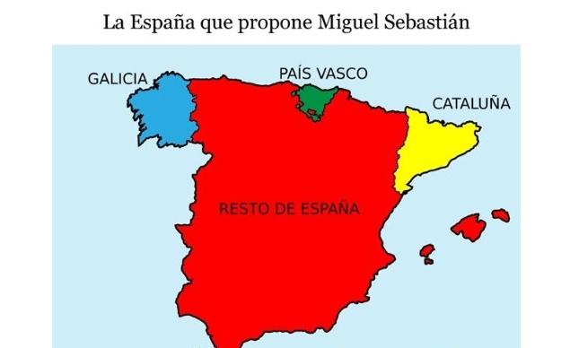 Miguel Sebastián propone eliminar las CCAA dejando solo las tres autonomías históricas Espna-miguel-sebastian