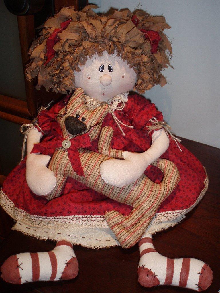 Куколки Tia Fada / Flavia Manavello 5336d64a916b