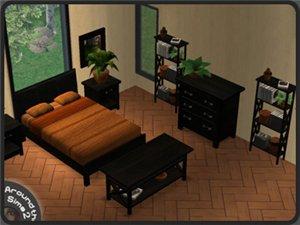 Спальни, кровати (деревенский стиль) - Страница 4 697677e3c99c
