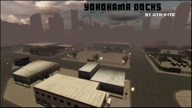 Yokohama Docks  6588ef55ec84