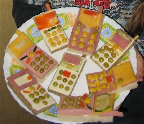Праздничные бутерброды 624f7629eb15