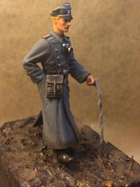 Немецкий офицер (1/35) 6e6f47787f24