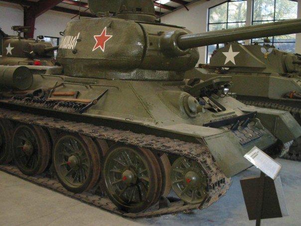 Валк! Т-34-85, выпуск 1945 года. 5909ef29e70d