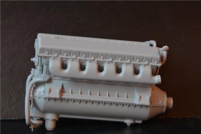 Т-34/85 model 1944г. Factory №. 174 маштаб 1/16 Trumpeter Dc978a533d83