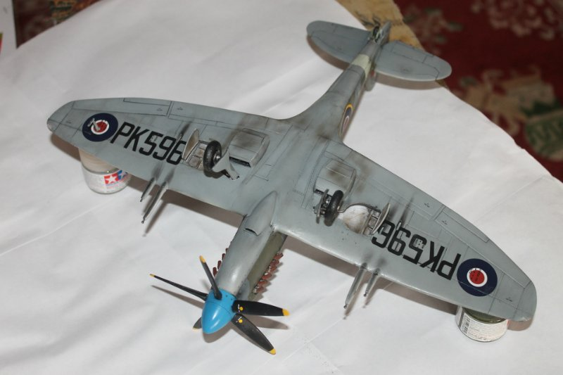 Supermarine Spitfire Mk. 22 Revell. 1/32 A7b5aed18347