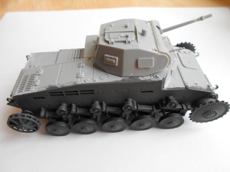 Pz.Kpfw.II Ausf.C 1/35 (Арк-модел) Fa60a98b492d