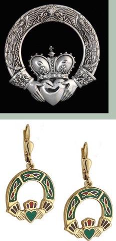Символ: кладдахское кольцо и Кладдах Cf279a71299f