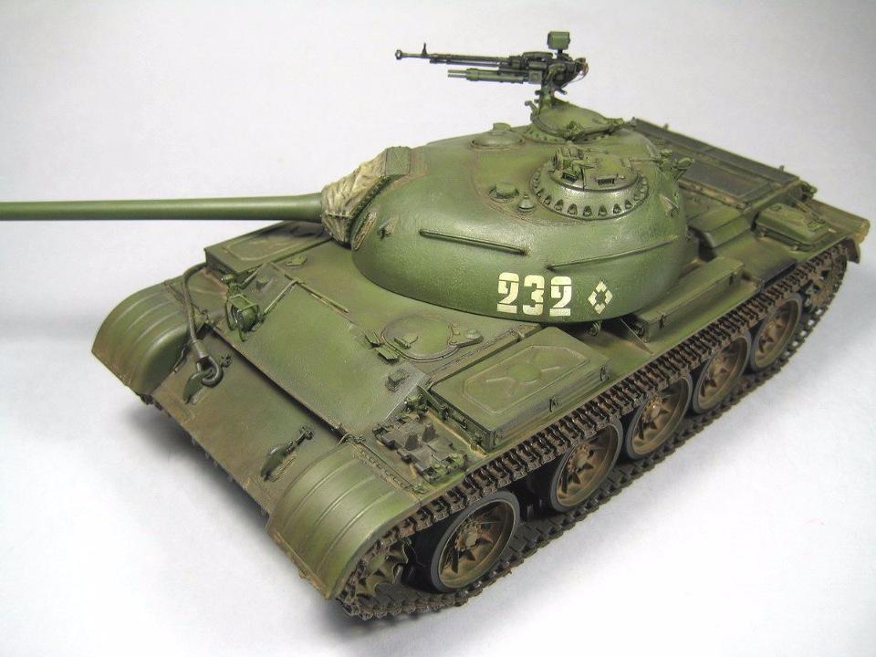 Т-54 образца 1951 г.  8c99f3273f5d