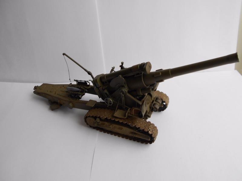 Советская 203-мм гаубица Б-4 1/35 (Alan №3522) - Страница 2 C51928123a23