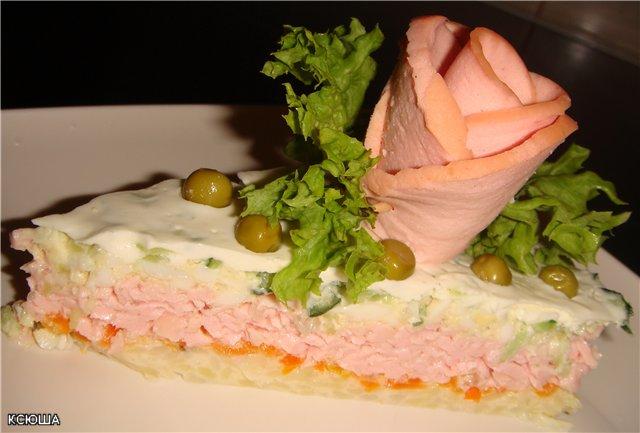 Овощной торт  1ea70bfaf2ea