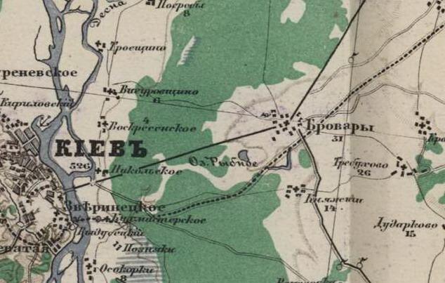 Бровары на картах 1717e67aa289