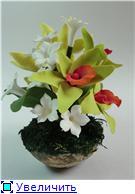 Цветы ручной работы из полимерной глины - Страница 4 19e8cf443381t