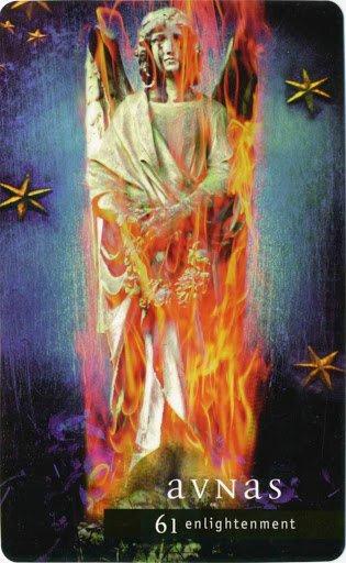 Оракул Падших Ангелов Найджела Саклинга. Fallen Angel Oracle by Nigel Suckling - Страница 3 Df3673be7763