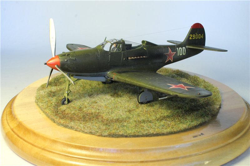 P-39 Airacobra от Eduard 1:48 C6d90769f363