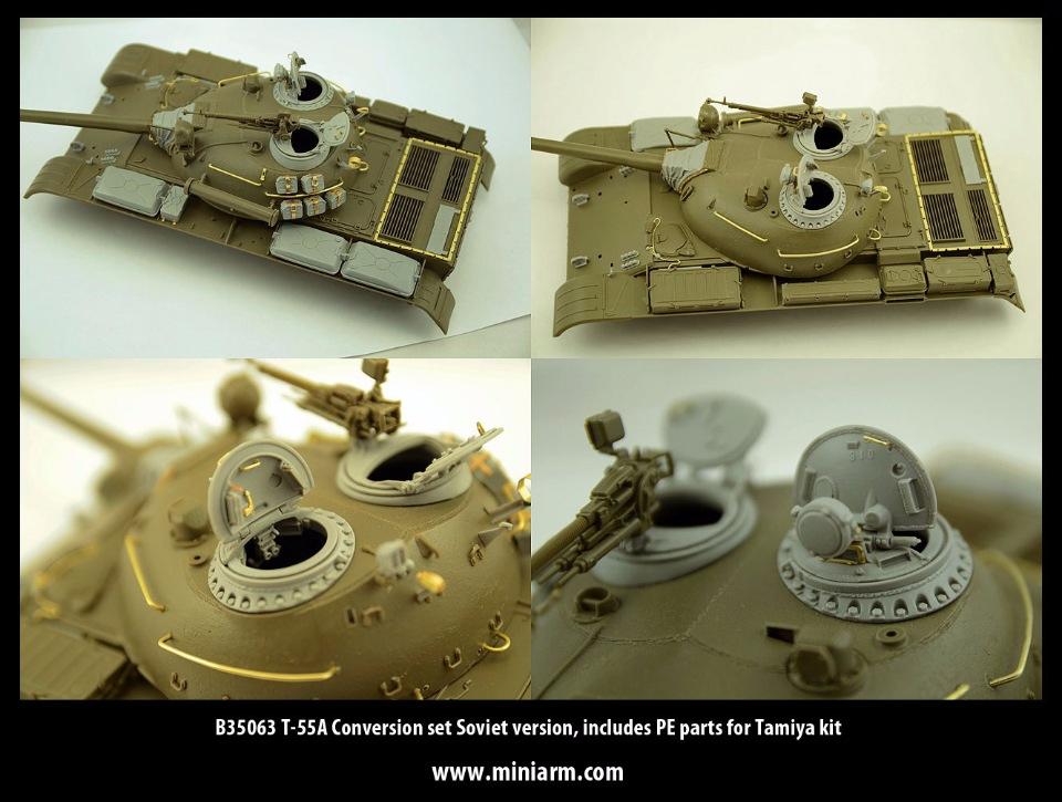 Т-55. ОКСВА. Афганистан 1980 год. 0af39df1dd8f