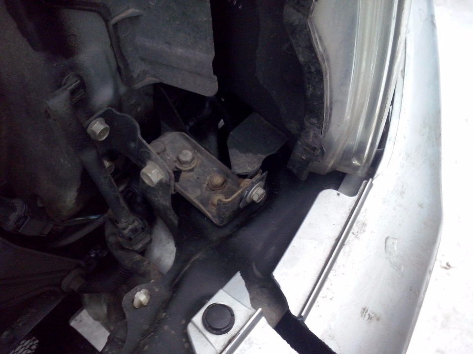 Ремонт Pajero 4 2012 рестайлинг после ДТП 72436b066c6e