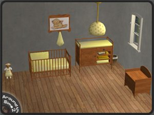 Комнаты для младенцев и тодлеров - Страница 5 3f967a43c6a7