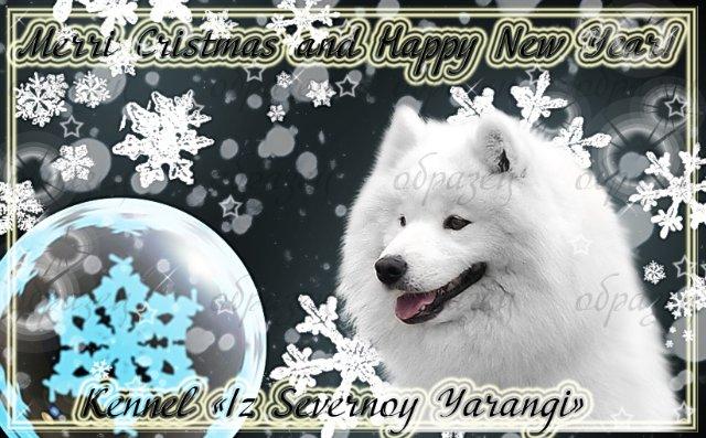 С Новым годом открыточки. C68d88463079