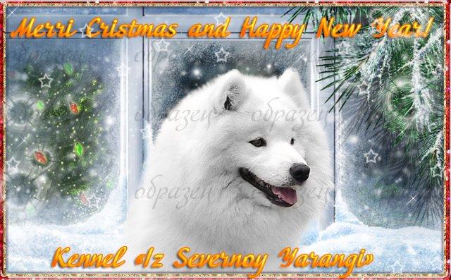 С Новым годом открыточки. Ee5a8b7b9396