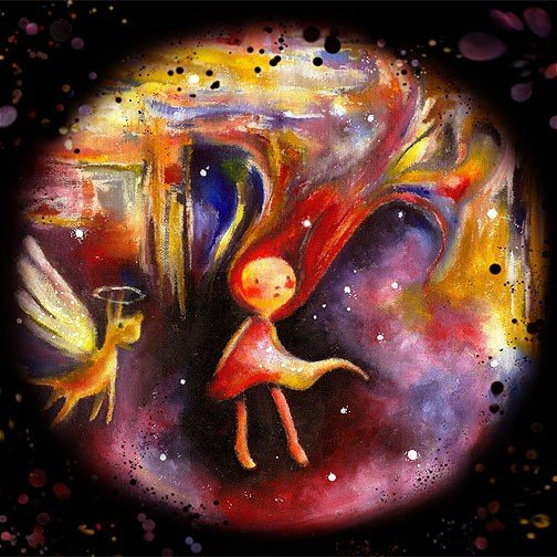 Рисунки детства от May Ann Licudine 3938d2ebbe3a