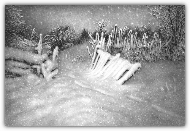 Снег, согревающий душу (Доленджашвили Г.) Cf6e26212deb