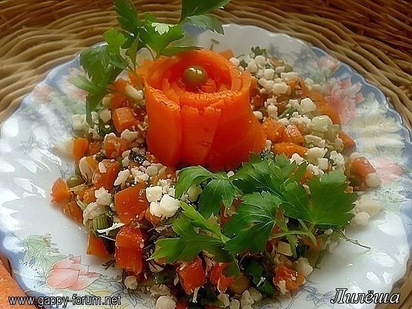 Салат  «Моркошка» Aacb2753ec54