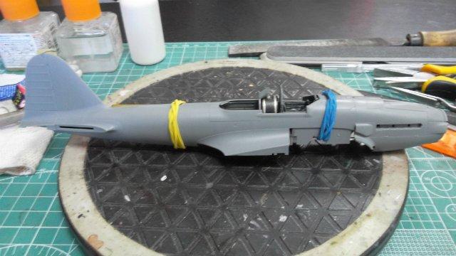 Ил-2, масштаб 1/48, (Tamiya 61113). 843f79a864d1