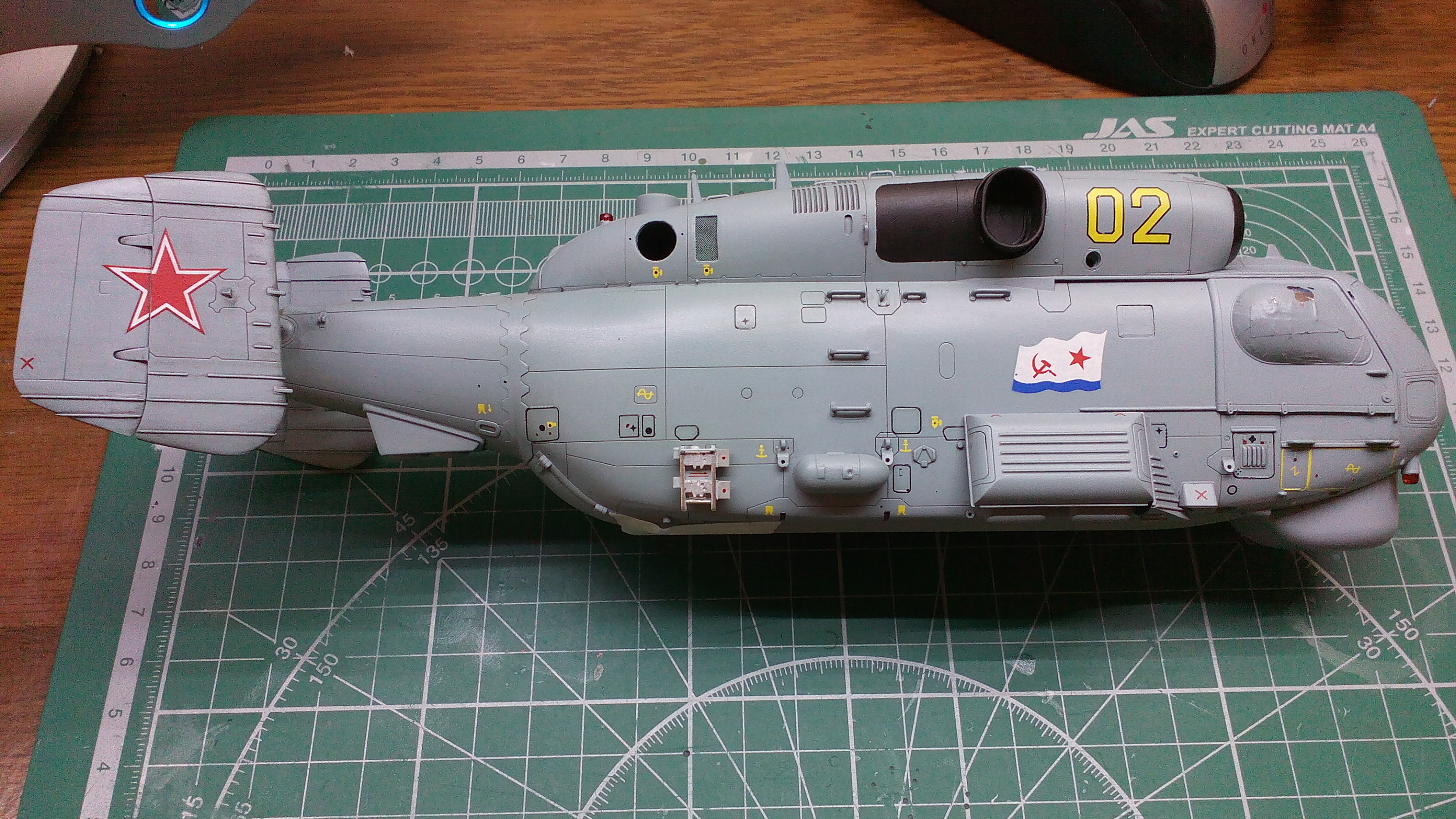 Ка-27ПЛ 1/48 HOBBYBOSS - Страница 3 9abf4d80d31d