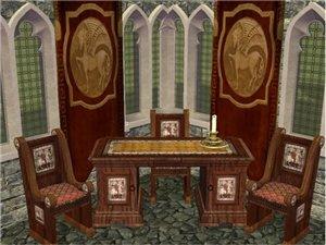 Спальни, кровати (средневековье) 98c71fe2e2f5