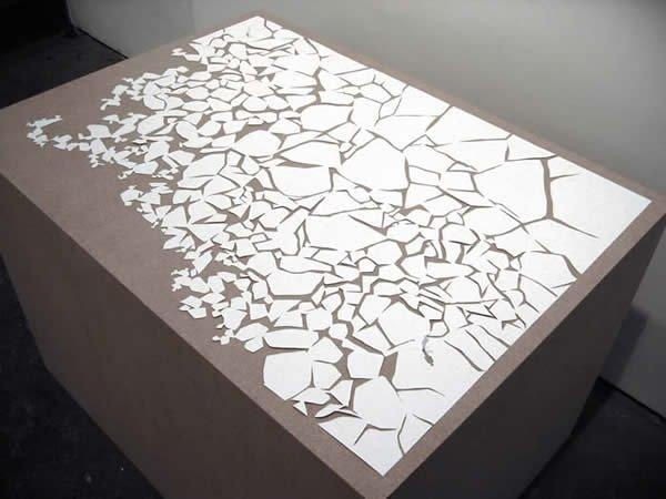Невероятные работы  (Peter Callesen) 02a16c809fcd