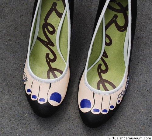 Креативная обувь 7abbba1c4f48