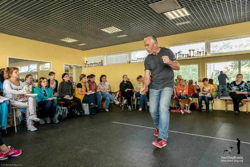 Джерард О'Ши - семинары по хендлингу и ринговой дрессировке в России - Страница 2 1d65e06af201